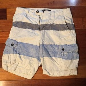 American Eagle classic fit cargo shorts